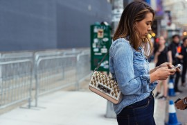 The Best Bags of NYFW Spring 2016 Street Style – Day 4