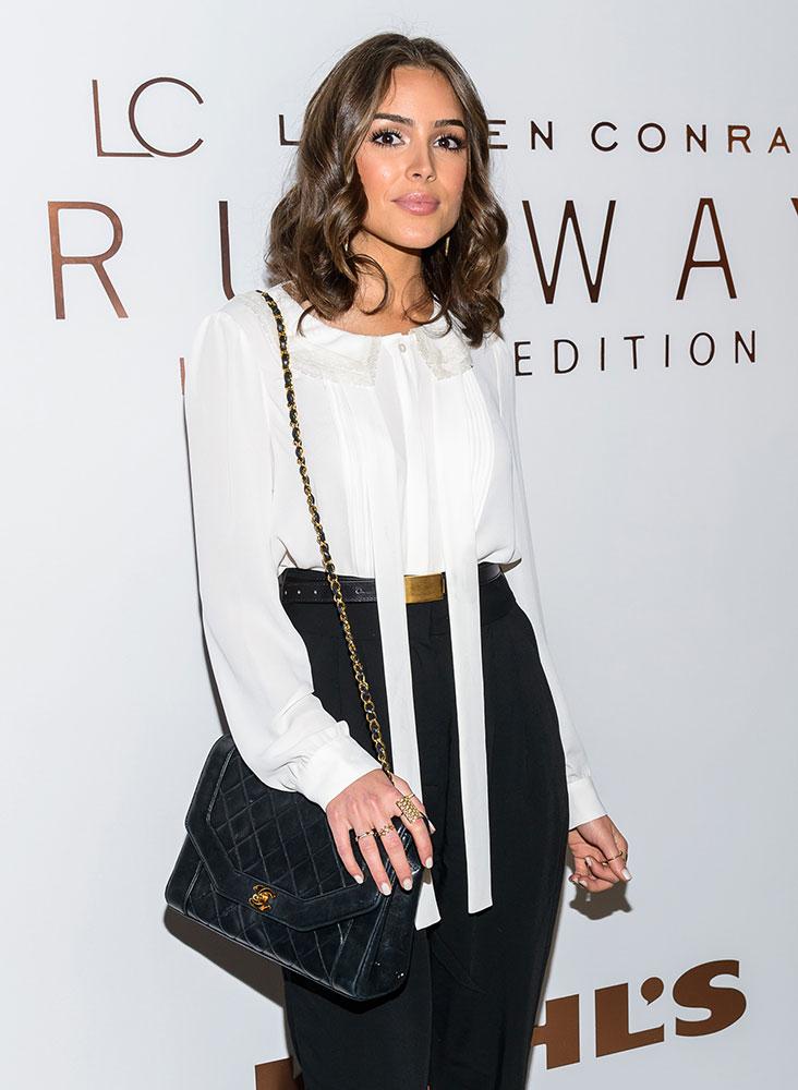 Olivia-Culpo-Chanel-Vintage-Flap-Bag