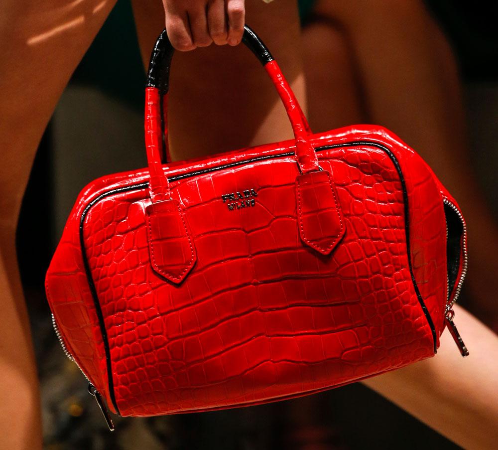 prada purse collection