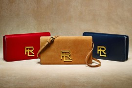 Introducing the Ralph Lauren RL Clutch