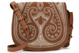 Latest Obsession: Tory Burch's Embellished Saddle Bags