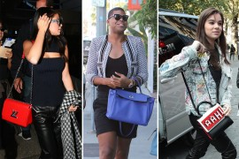 Bags are Getting Boxier & One Saint Laurent Bag is Gaining Traction with Celebs This Week