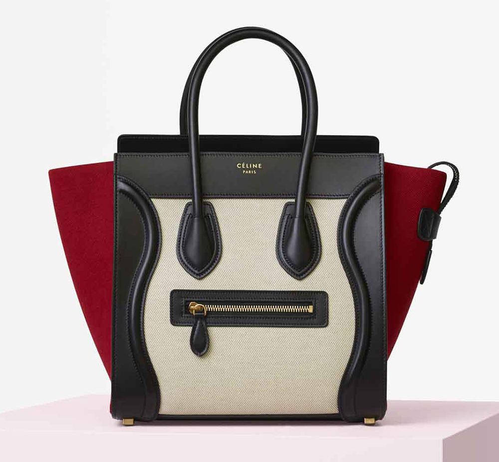 celine purse in department stores