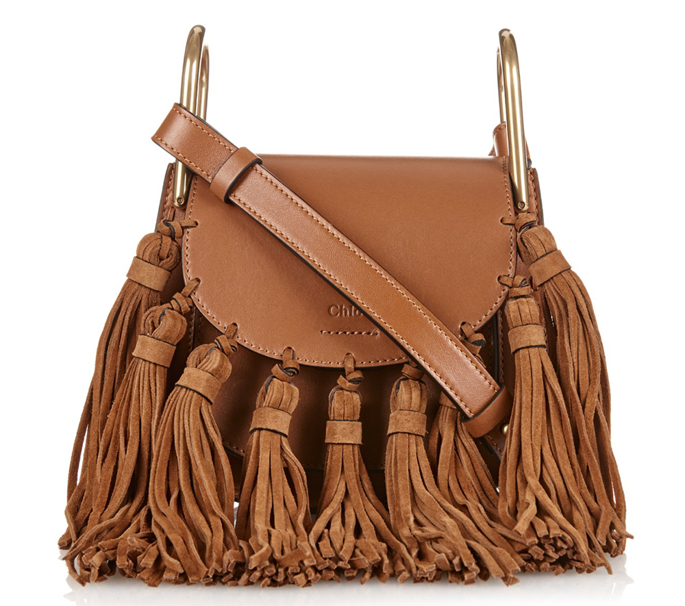 Chloé Hudson Tassel Bag, $1,944 via MATCHESFASHION.COM