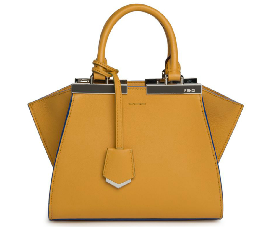 Fendi-Mini-3Jours-Bag-Honey