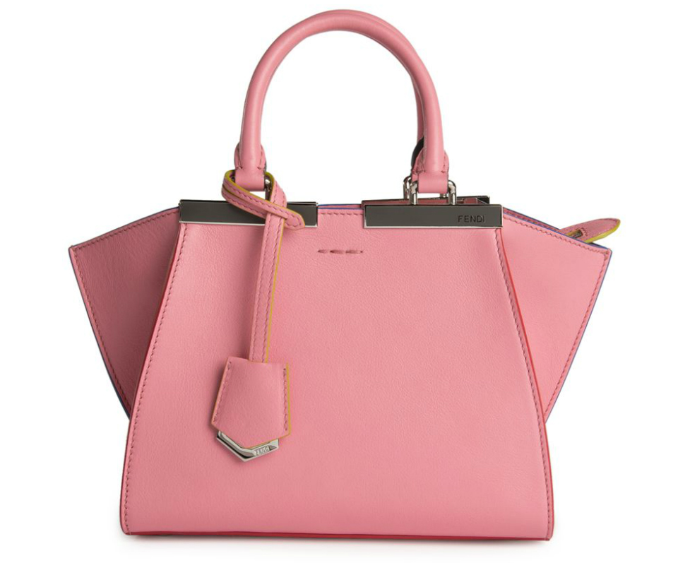 Fendi-Mini-3Jours-Bag-Pink