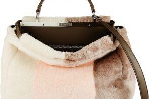 Bag of the Week: Fendi Large Shearling Peekaboo Bag