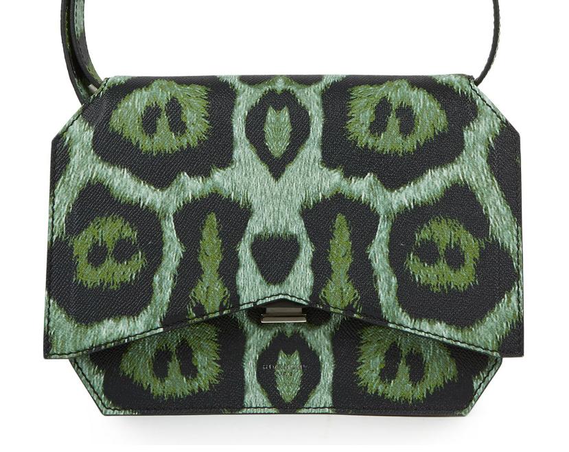 Givenchy-New-Line-Bow-Cut-Bag-Green-Jaguar