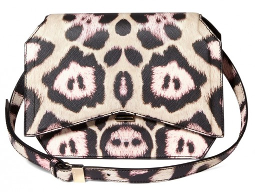 Givenchy-New-Line-Bow-Cut-Jaguar-Print-Bag