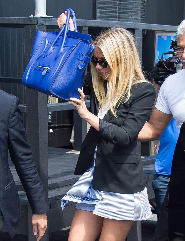 celine purse cost - A Visual History of Celebrities Hiding Behind Their Handbags ...