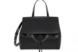 GIVEAWAY: Mansur Gavriel Lady Bag in Black/Flamma