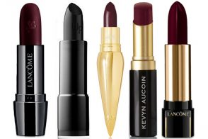 PurseBlog Beauty: Celebrate Halloween with a Dark Lip Look