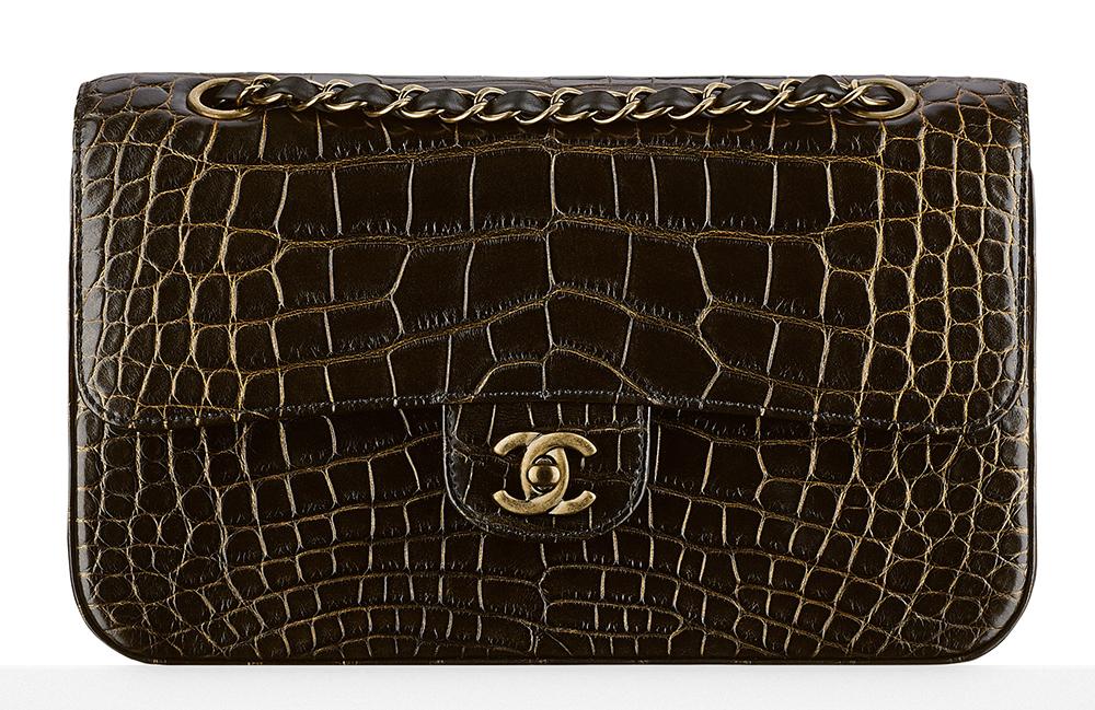 classic chanel bag price - photo #29