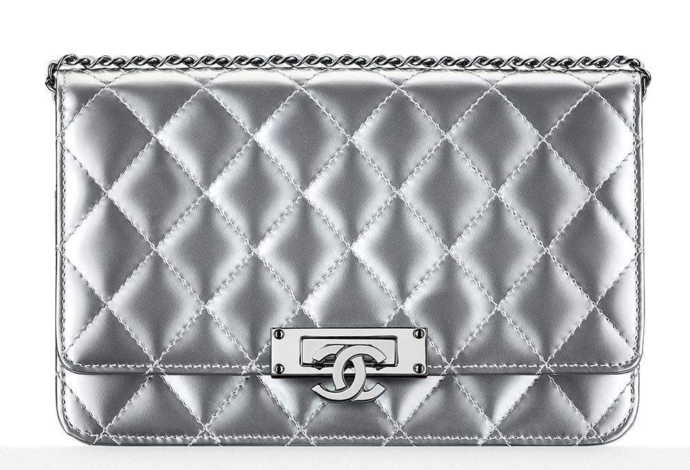 Chanel-Metallic-Patent-Wallet-on-Chain-Bag-1950