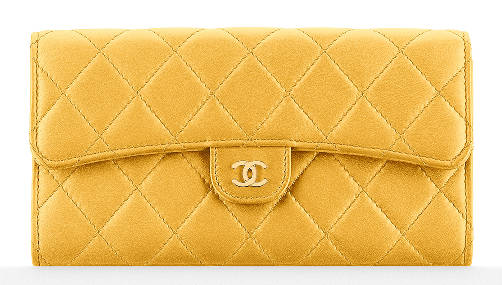 Chanel-Quilted-Flap-Wallet 1000