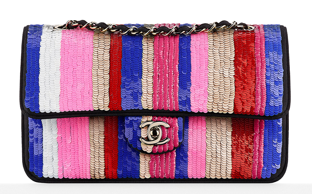 Chanel-Sequined-Classic-Flap-Bag