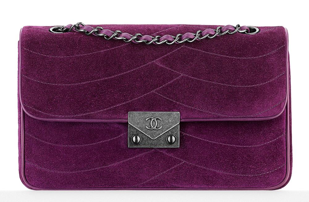 Chanel-Suede-Flap-Bag-Purple-3600