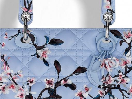 Christian-Dior-Lady-Dior-Floral-Bag-Closeup