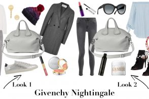 One Bag, Two Ways: Givenchy Nightingale