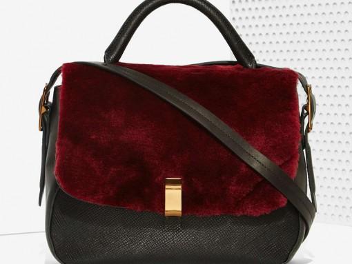 IIIBeCa-dOrsay-Shearling-Bag