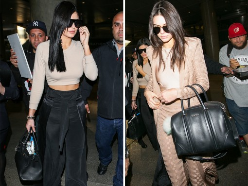 Kendall-and-Kylie-Jenner-Hermes-Givenchy-Bags