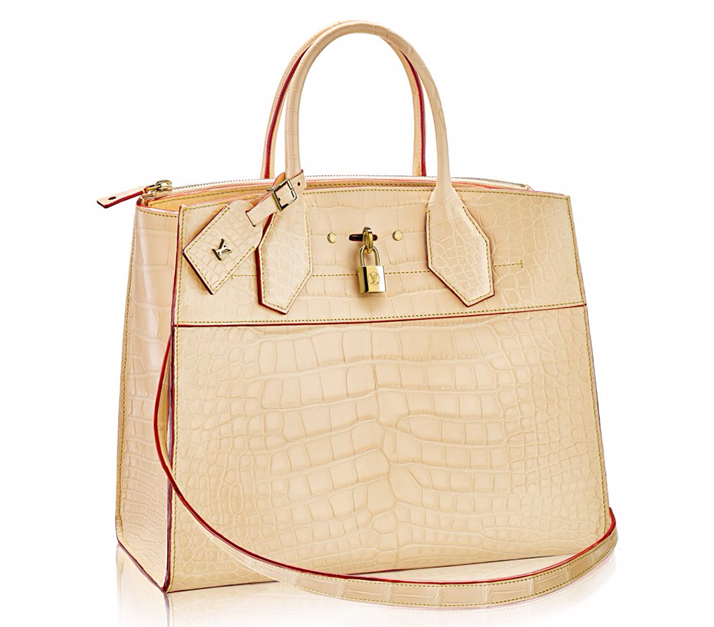 This Tote Is Louis Vuitton S Most Expensive Leather