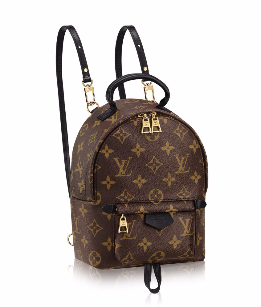 Louis-Vuitton-Mini-Monogram-Backpack