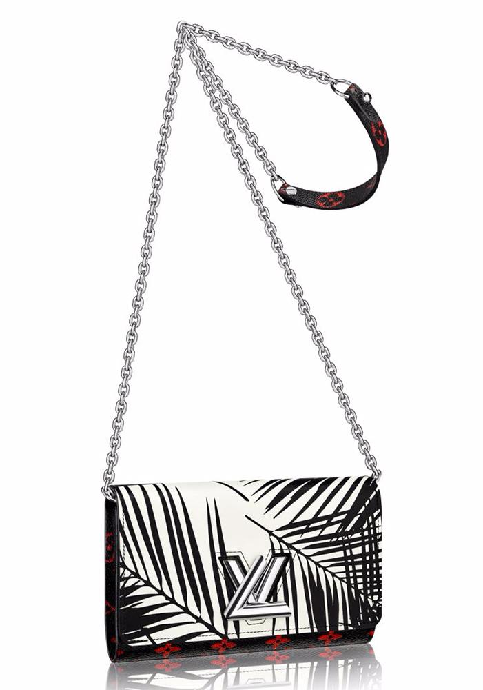 Louis-Vuitton-Twist-Chain-Wallet
