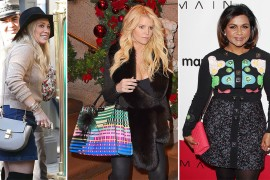 Celebs Look Uncertain About Their Fashion and Life Choices While Carrying Great New Handbags This Week