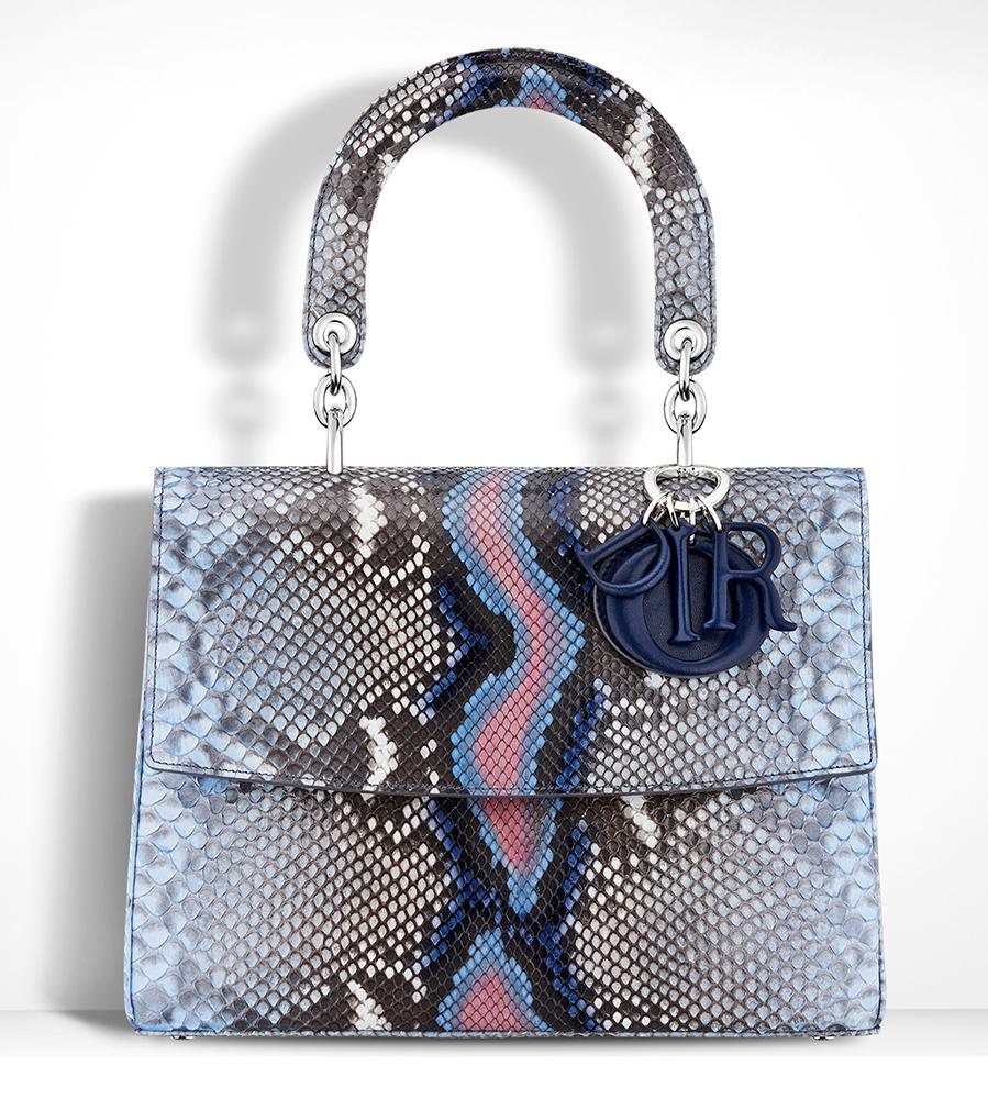 Christian-Dior-Be-Dior-Python-Bag