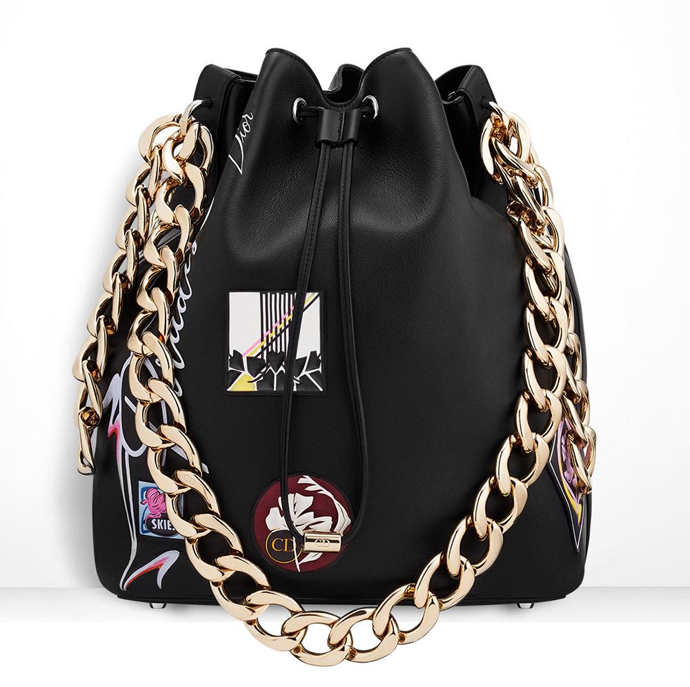 Christian-Dior-Dior-Bubble-Patch-Bag