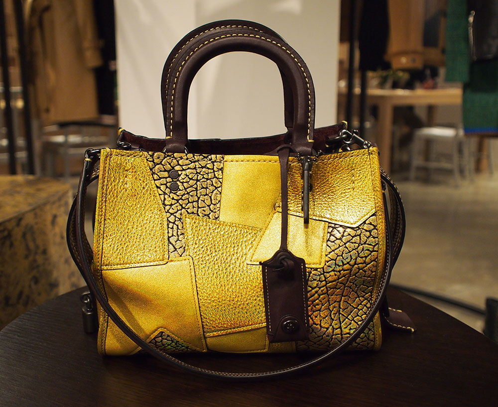 Here's Your First Look at Coach's Pre-Fall 2016 Bags ...