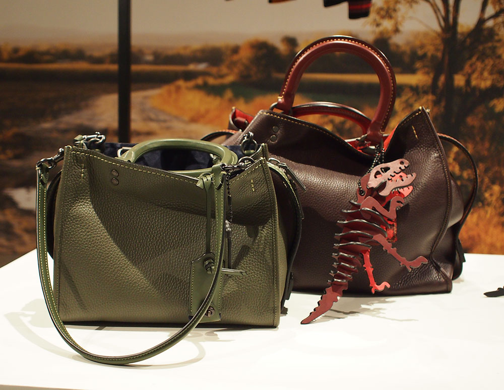 Heres Your First Look at Coachs Pre Fall 2016 Bags