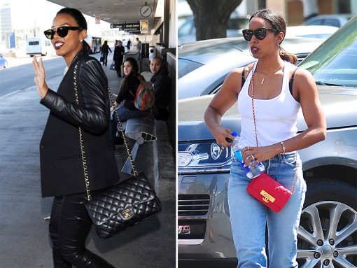 Kelly-Rowland-Chanel-Bags