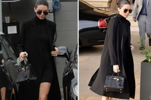In Praise of Kendall Jenner's Tiny Hermès Birkin