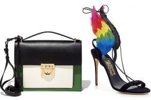 Perfect Pairs: Salvatore Ferragamo Gancio Lock Bag + Winged Sandals