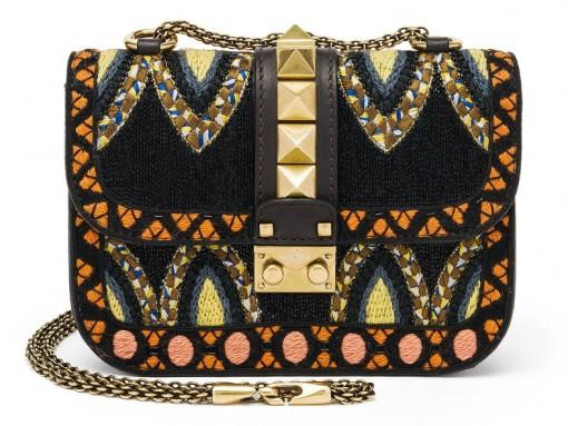 Valentino-Embroidered-Lock-Bag