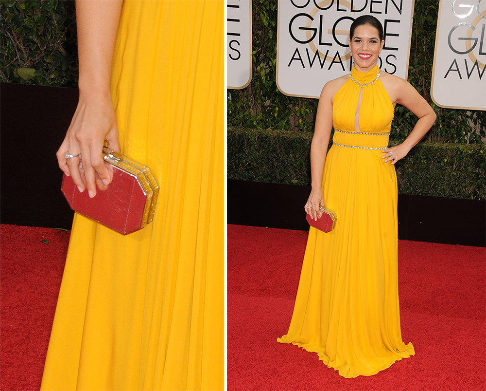The Best Evening Bags from the 2016 Golden Globes Red ...