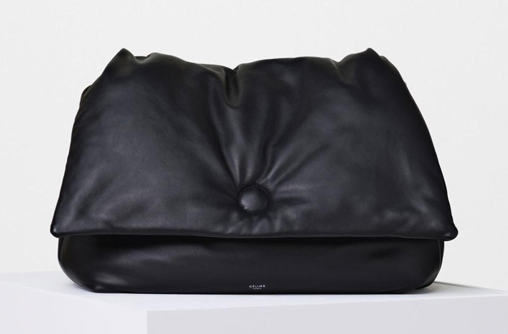 Celine-Medium-Flap-Pillow-Shoulder-Bag-3400