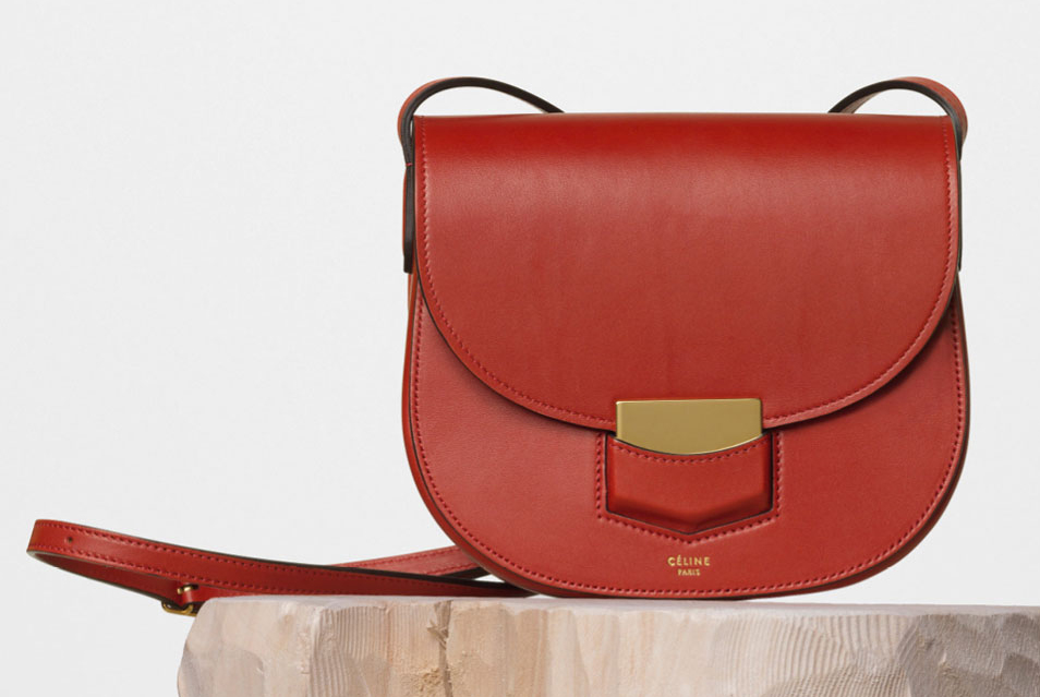 Celine-Small-Trotteur-Shoulder-Bag-Ruby-2250