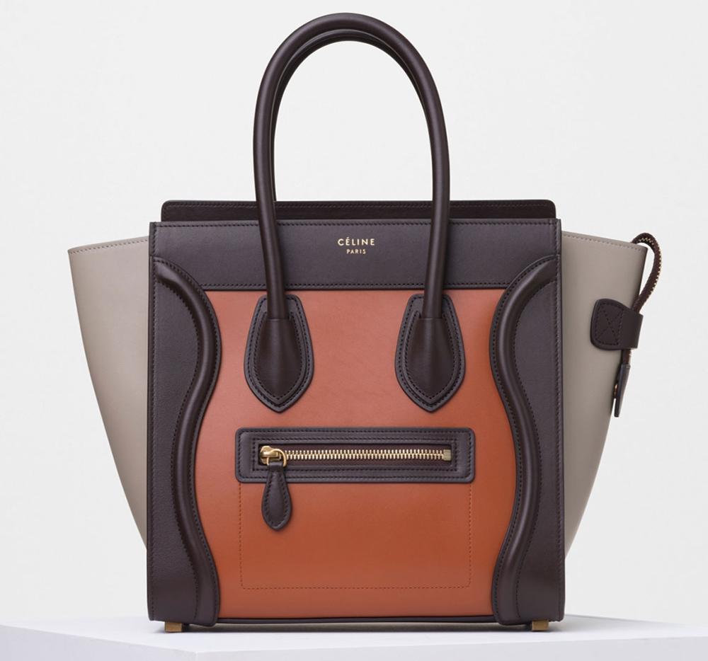celine replica handbag - Check out 50+ Photos of Celine's Gorgeous Spring 2016 Bags ...