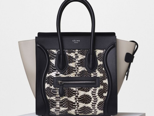 Celine-Watersnake-Micro-Luggage-Tote-4350