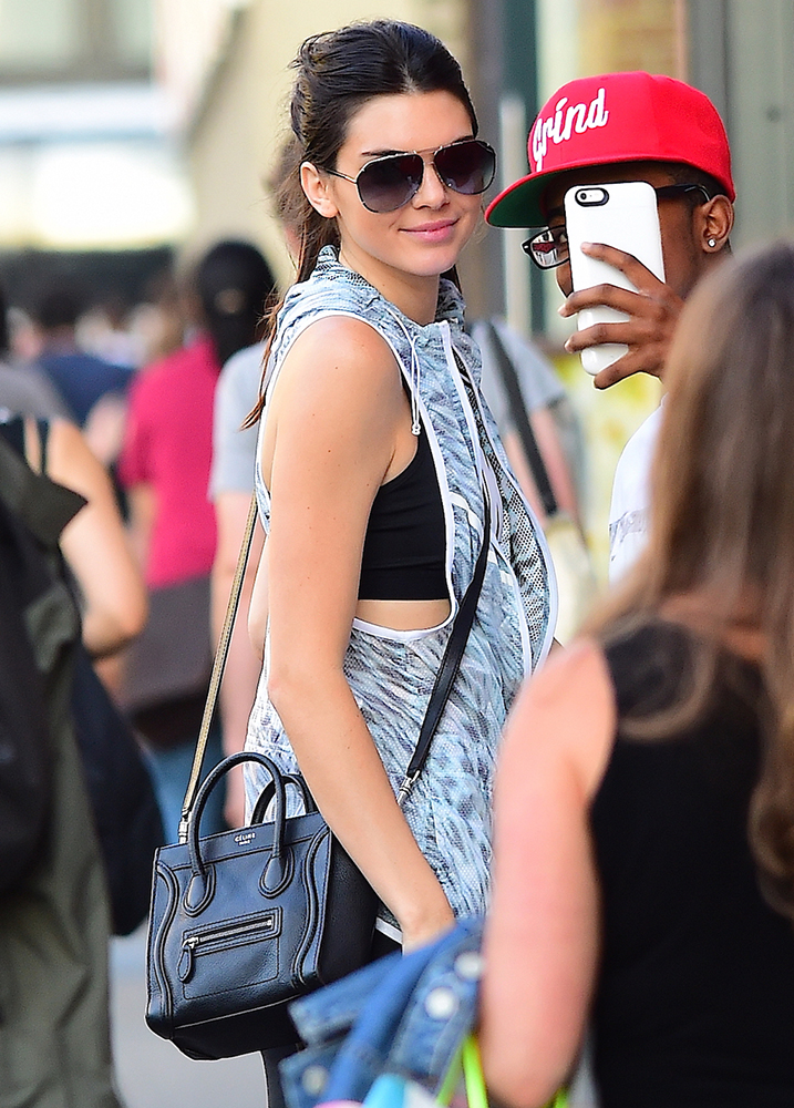 celine bag original price - Get Some New Year's Resolution Inspo from 30 Celebs and Their ...