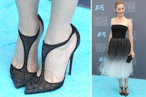 The Critics' Choice Awards Provide Us with Plenty of Designer Pumps to Peruse