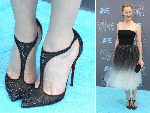 Leslie-Mann-Christian-Louboutin-Solapatina-Strass-Pumps