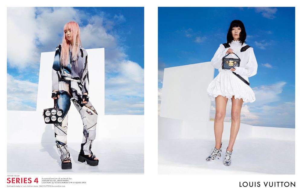 Louis Vuitton's Spring 2016 Ads Stars a Final Fantasy ...