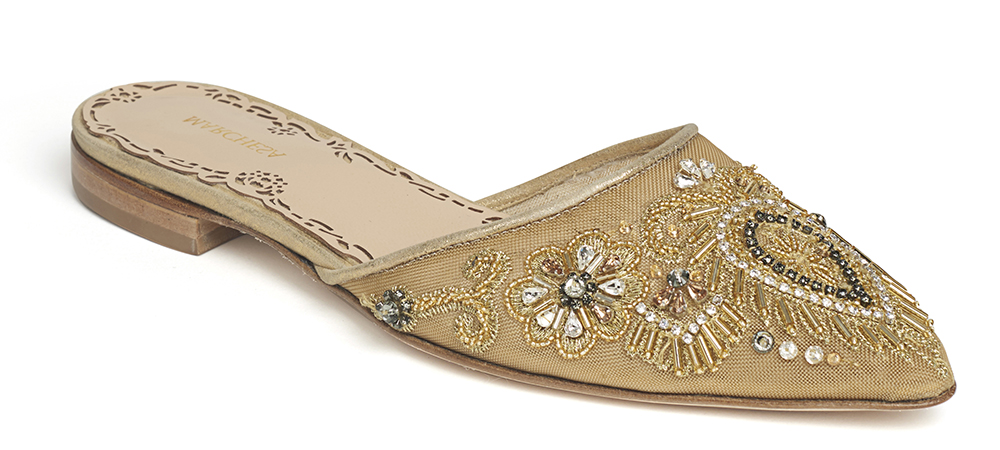 Marchesa Alexa Slipper