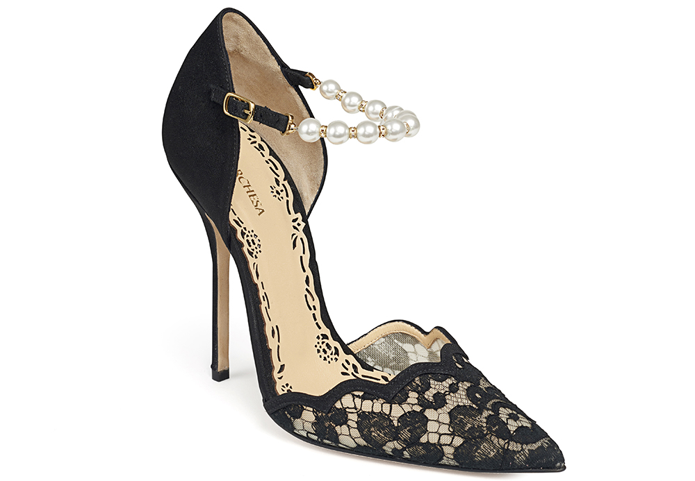 Marchesa Emma Pump
