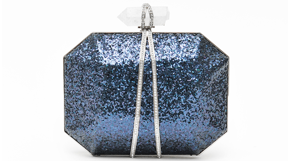 Marchesa Iris Clutch