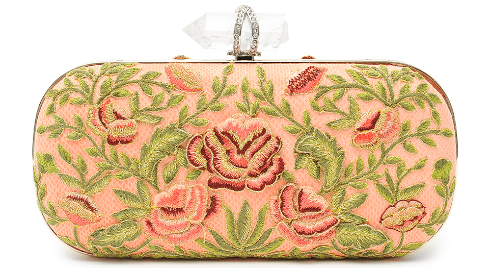 Marchesa Lily Clutch_6